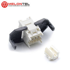 الصين RJ45 إيثرنت كيستون جاك Toolless نوع MT 5110 لشبكة المخرج مصنع